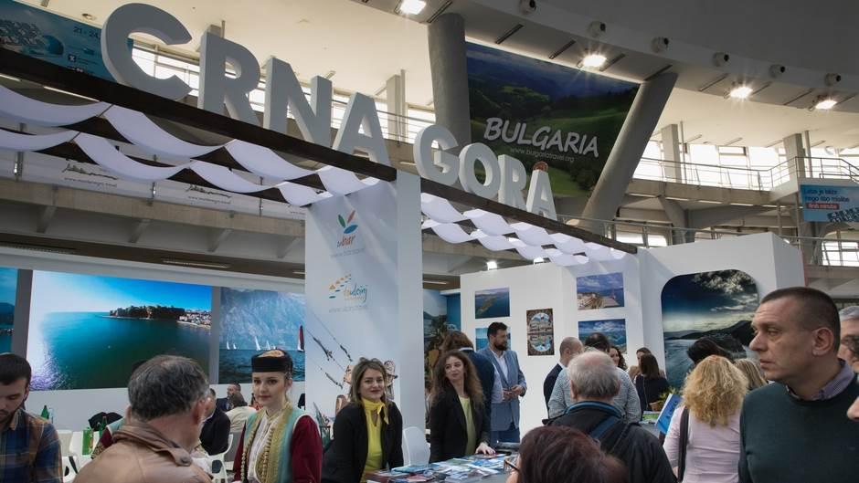 Javno preduzeće Morsko dobro na Sajmu turizma