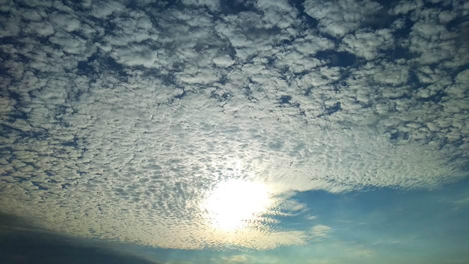 Danas oblačno sa dužim sunčanim intervalima