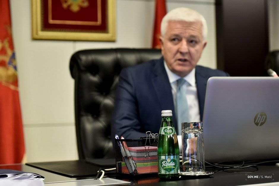 Duško Marković, voda Rada