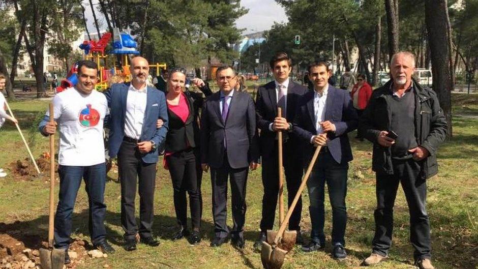 Novih 40 sadnica u park-šumi Tološi