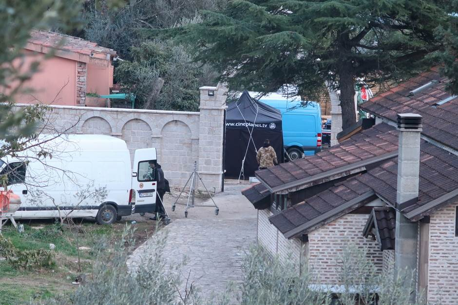 Evo gdje Džoni Dep snima film! (FOTO)