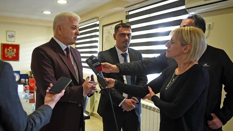Duško Marković, Mirsad Barjaktarević, Plav