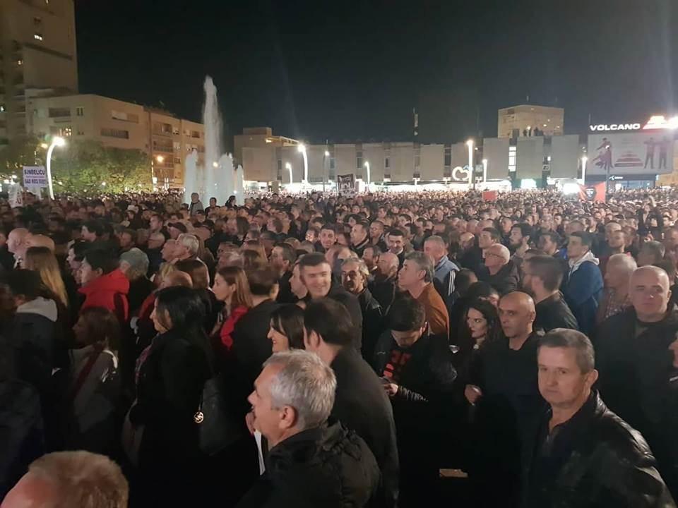 "Danas novi protest ""Odupri se - 97.000"""