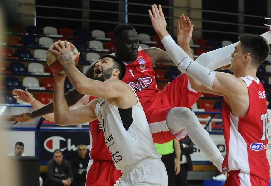 Nikola Janković Duop Rit Partizan FMP