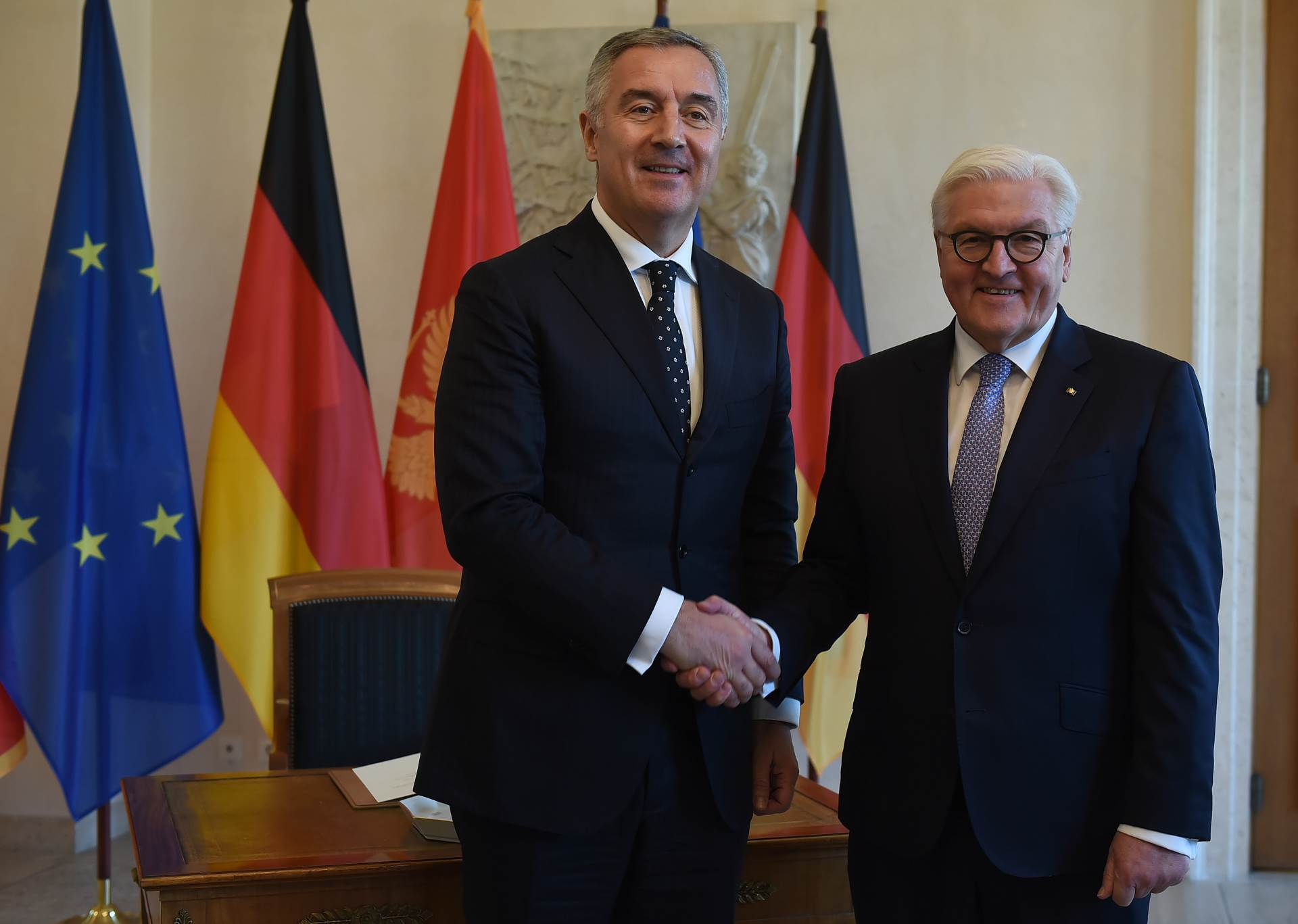 Njemačka uz Crnu Goru i na putu ka EU
