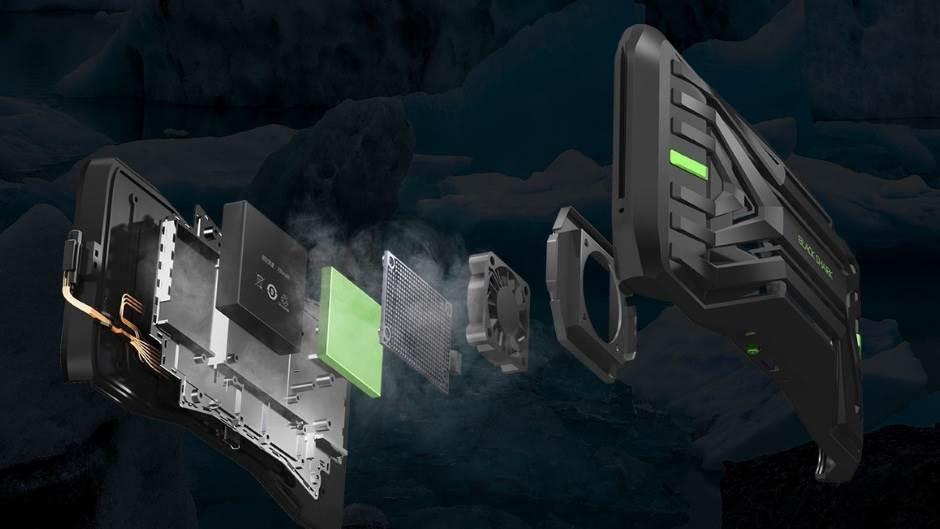 Crna ajkula grmi: 12 GB RAM, HDR ekran, Snapdragon 855