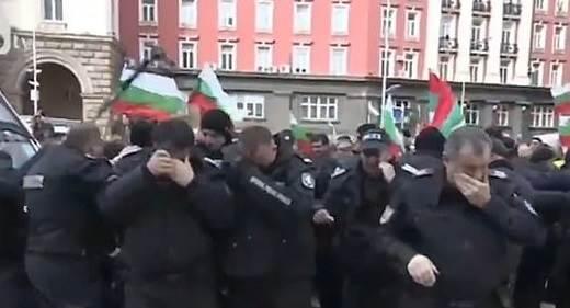 bugarska biber sprej policija