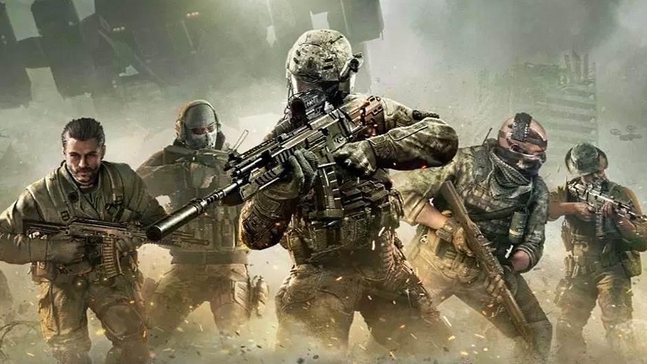 Call of Duty, Call of Duty Mobile, Call of Duty nova igra, Call of Duty MW4, CoD, CoD MW4