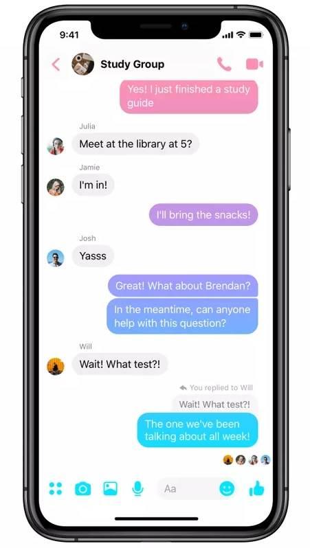 Aktivirana nova Messenger opcija za dopisivanje