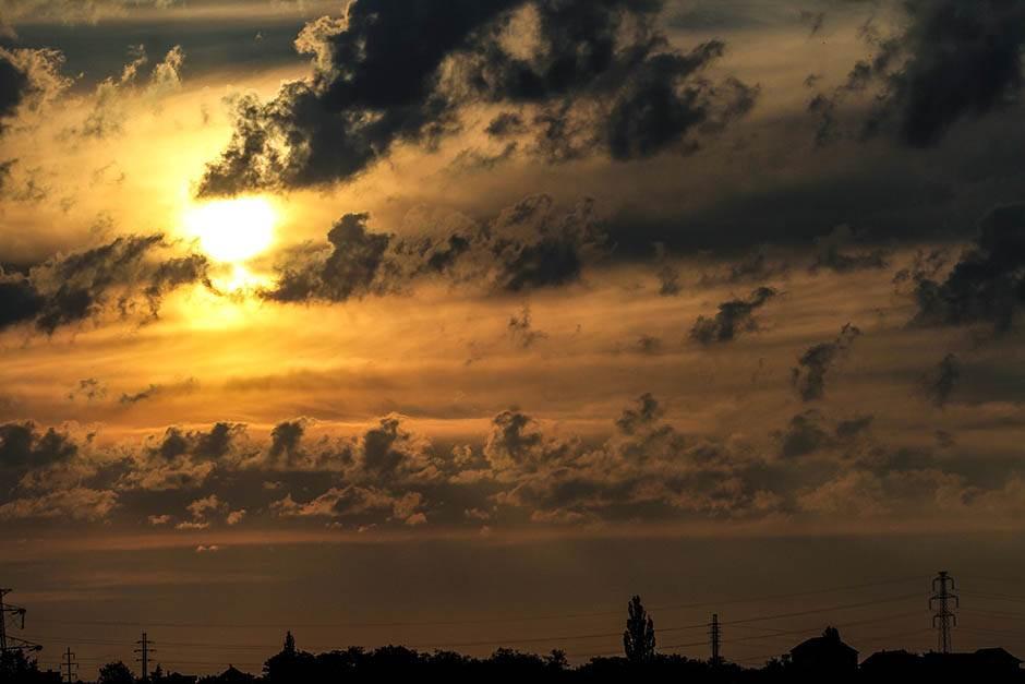 Danas promjenljivo oblačno uz dosta sunčanih perioda