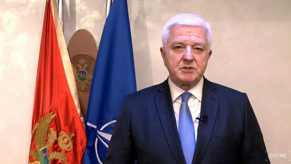 """""""Crna Gora nikada neće zaboraviti nedužne žrtve"""""""