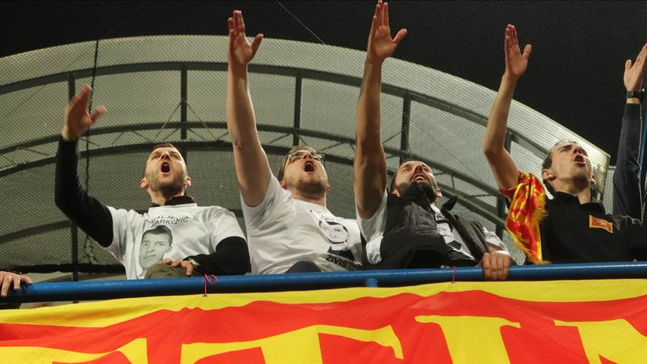 Crna Gora - Engleska u dva minuta! (VIDEO)