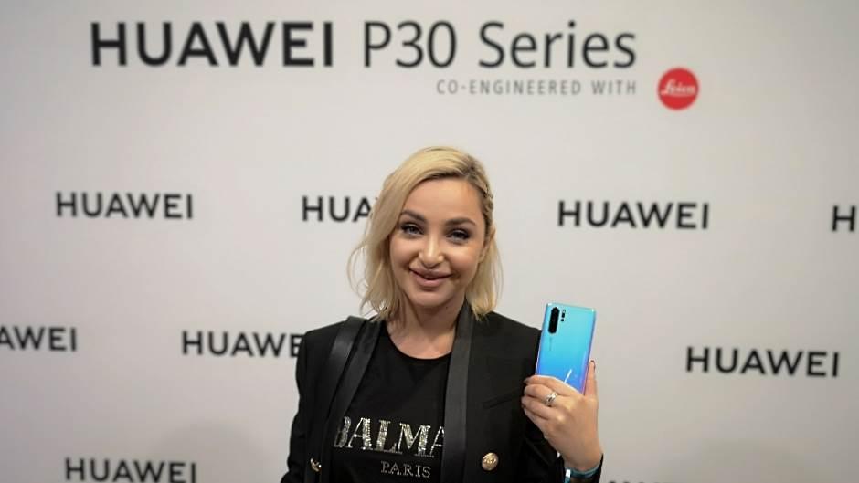 Maja Berović, Huawei P30 Pro, P30 Pro