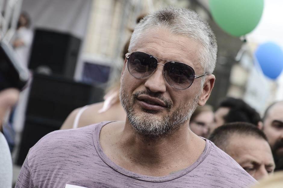 čeda jovanović, parada ponosa, prajd, gej parada, čedomir jovanović