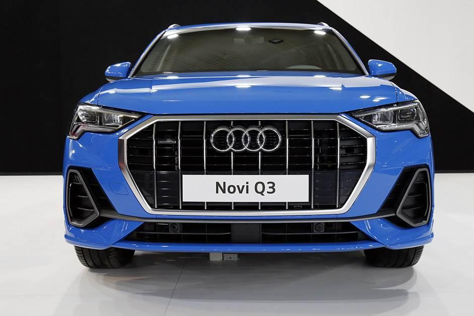 Novi Audi Q3: Spreman za nastavak borbe (FOTO, VIDEO)
