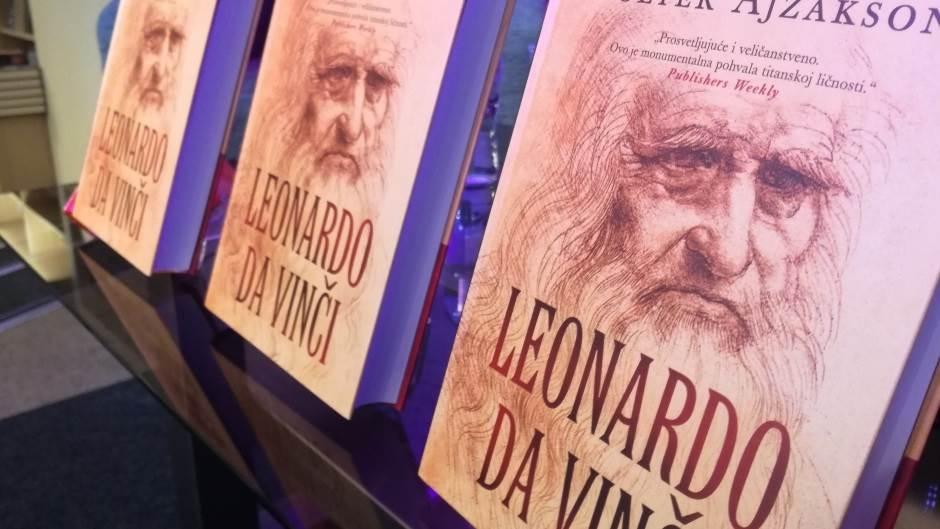 KAPITALNO DELO: Biografija Da Vinčija