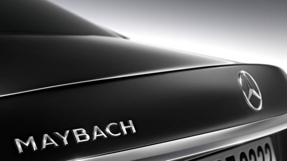 mercedes majbah maybach