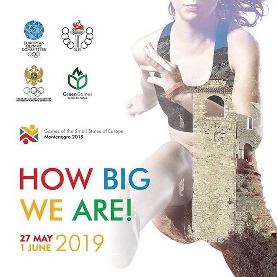 Igre malih zemalja Evrope 2019
