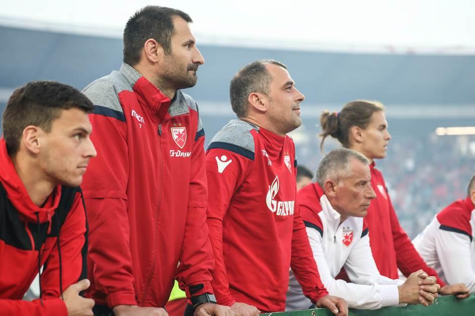 FOTO: Delije izrazile poštovanje prema Saši Iliću