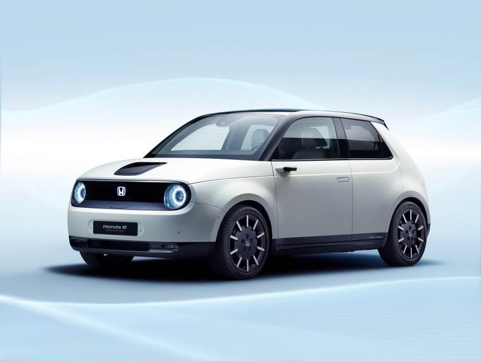 honda e prototip električni automobili