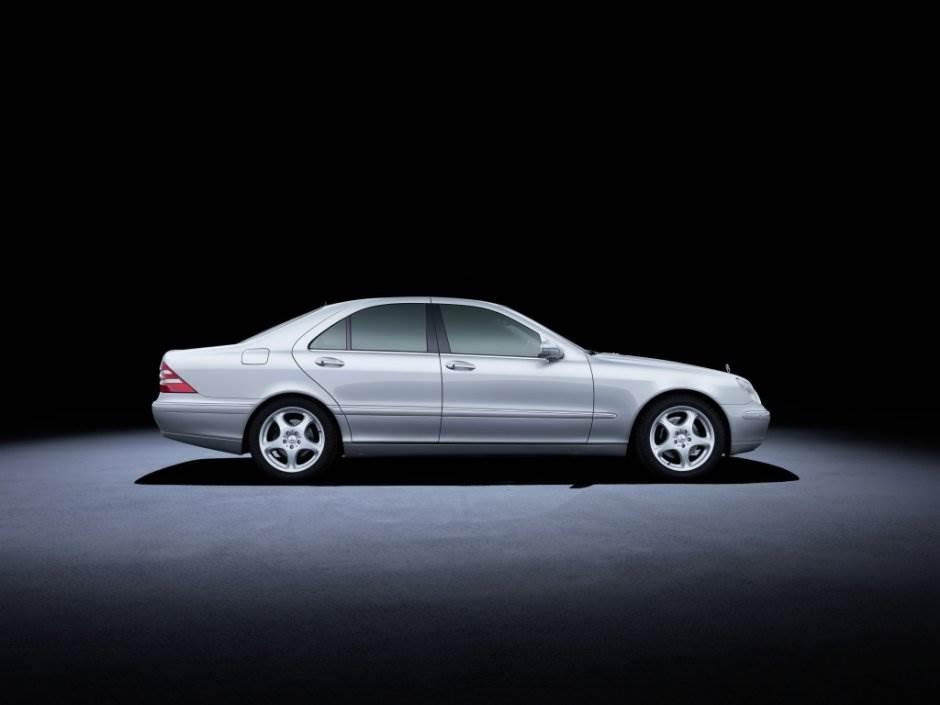 mercedes s klasa 2002.