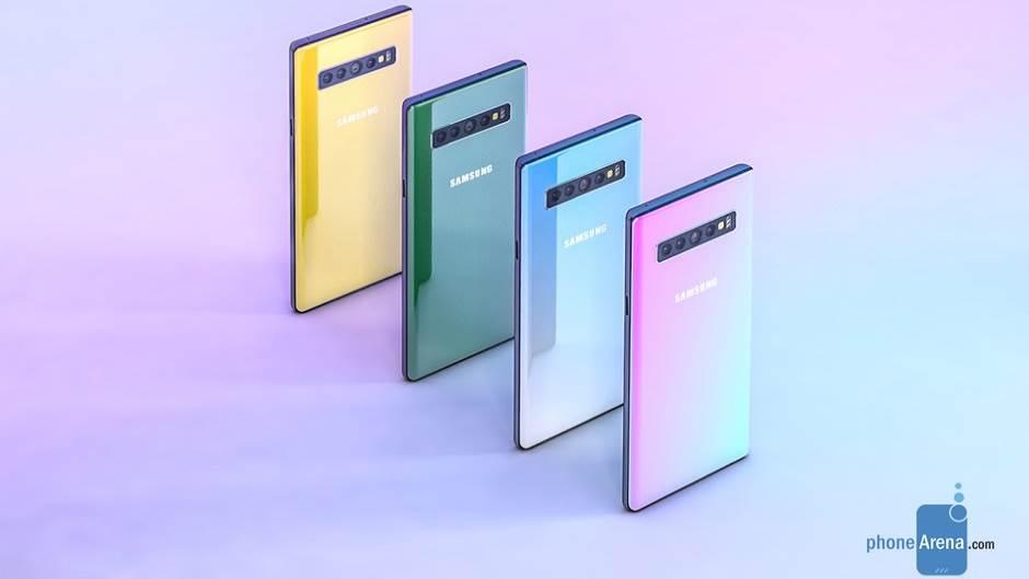 Samsung Galaxy Note 10, Samsung Galaxy Note 10e, Samsung Galaxy Note 10 Pro, Samsung Galaxy Note 10 5G