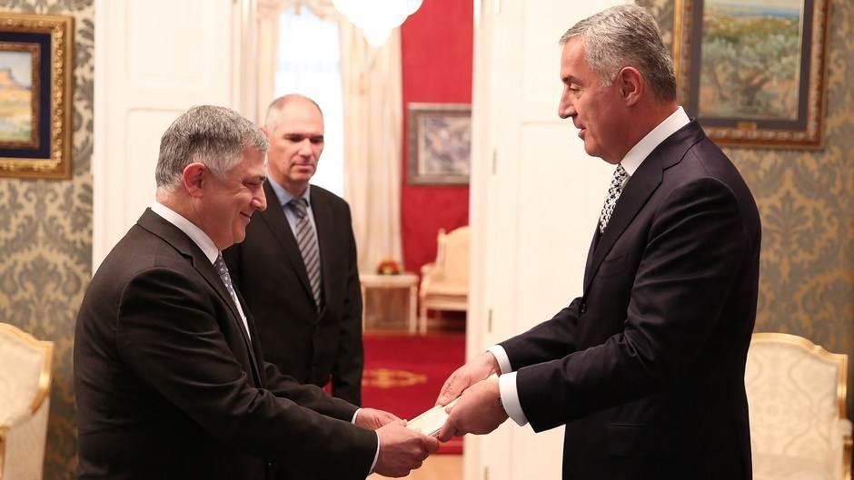 Đukanović i Gogsadže