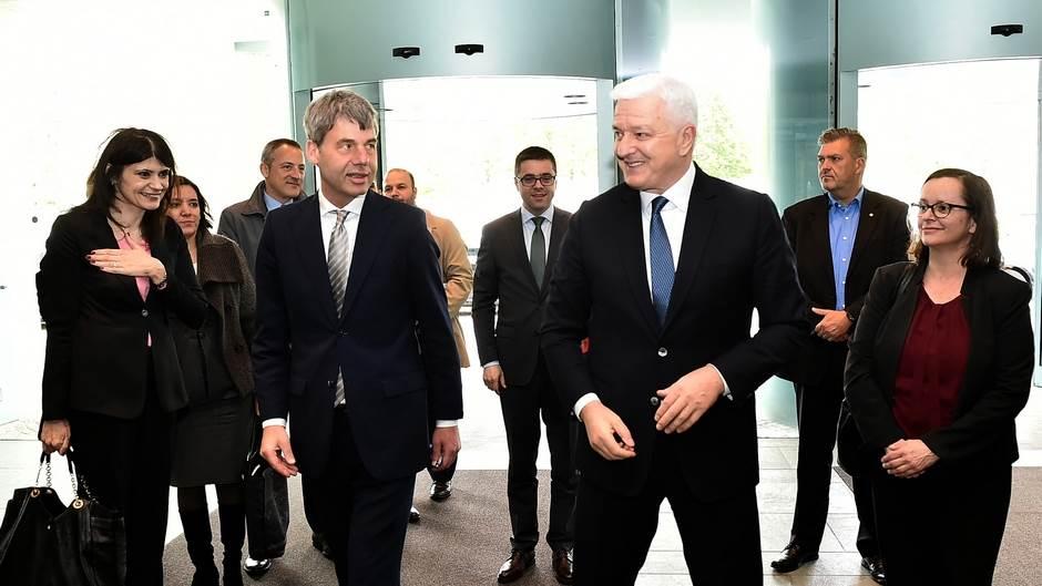 Crna Gora nastavlja strateško partnerstvo sa Njemačkom