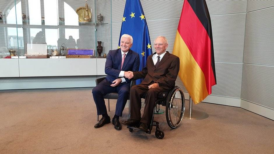 Puna podrška Njemačke na putu ka EU