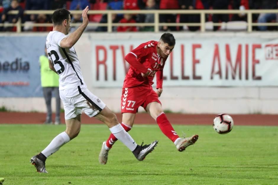 """Tošić odveo Partizan u finale, """"vječiti"""" derbi za Kup!"""