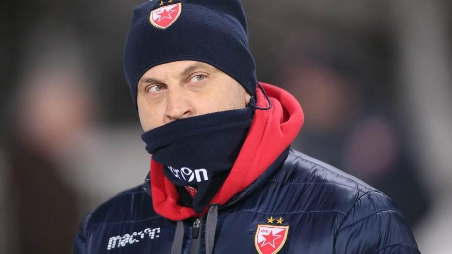 Zvezda kreće ka Ligi šampiona sa Vladanom Milojevićem!