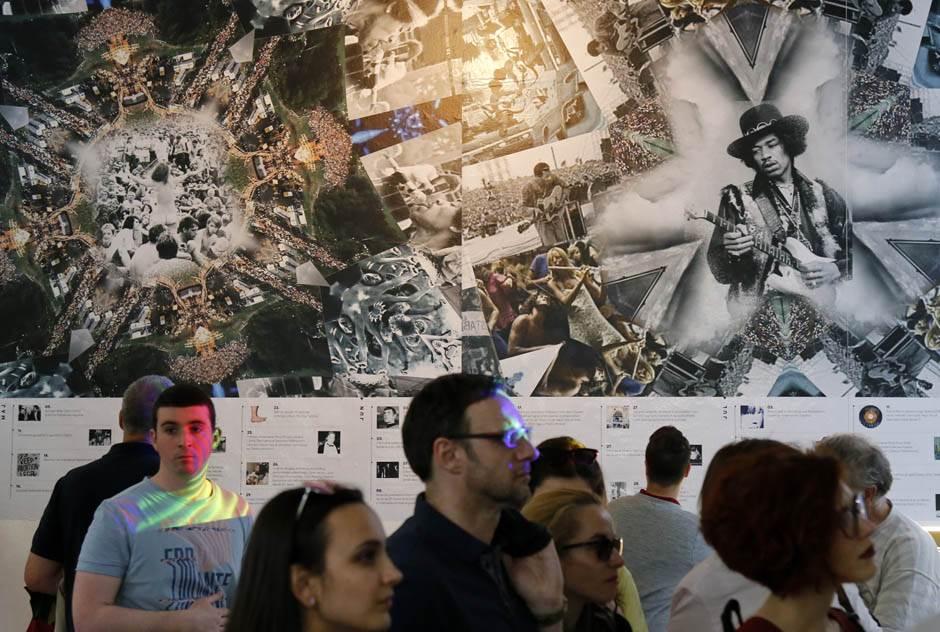 Ovoliko su bili plaćeni muzičari na Vudstoku (FOTO)