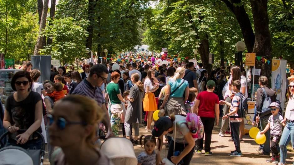 Porodica Fest: Preko deset hiljada djece i roditelja