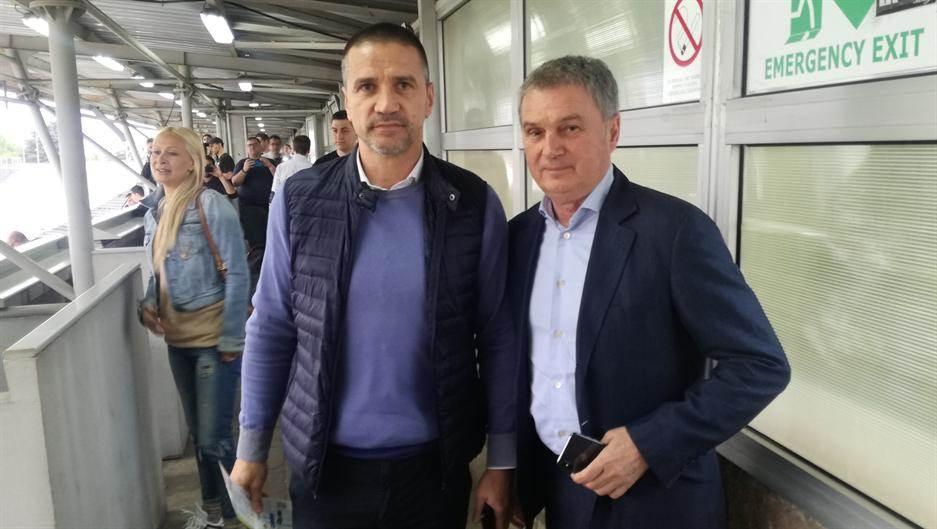 Saša Ilić: Uvek uz Partizan, makar kao navijač (VIDEO)