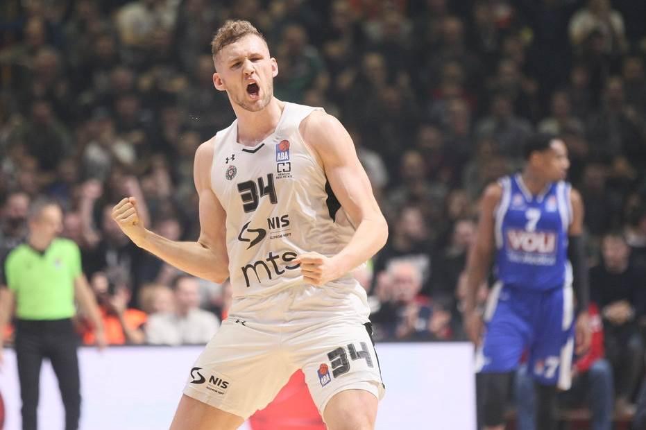 Lendejl se oprostio od Partizana