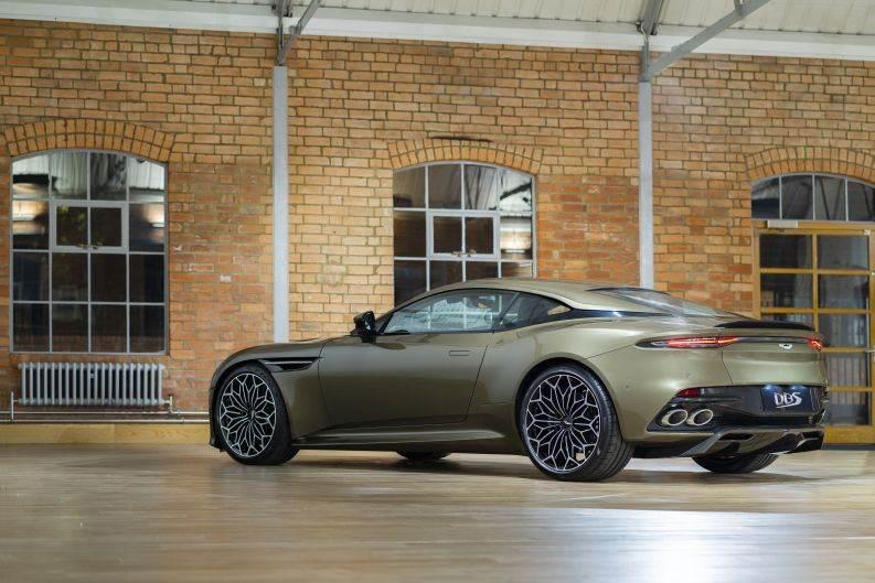 Potvrđeno: 007 će se voziti u modelu koji mu i priliči