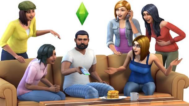 The Sims,Sims 4,Sims