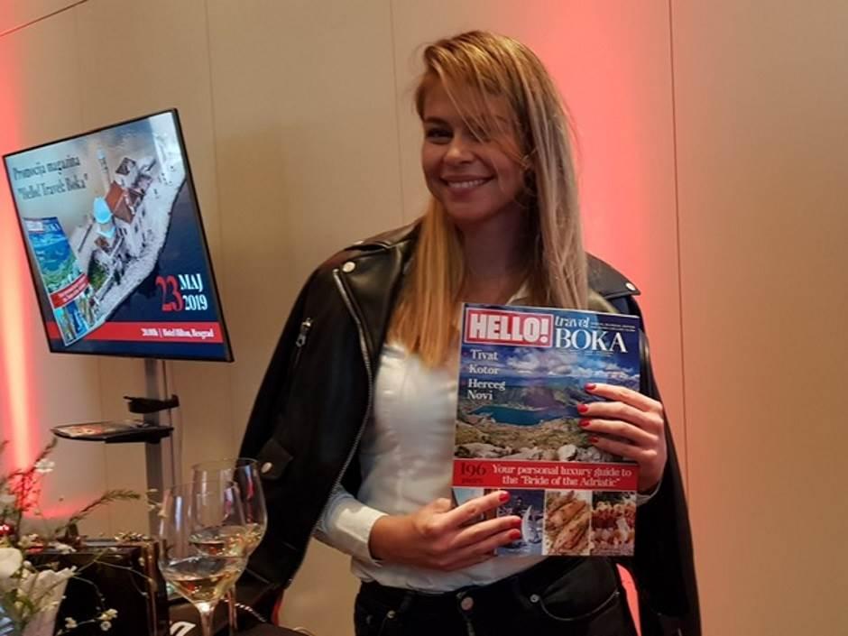Magazin Hello travel Boka promovisan u Beogradu