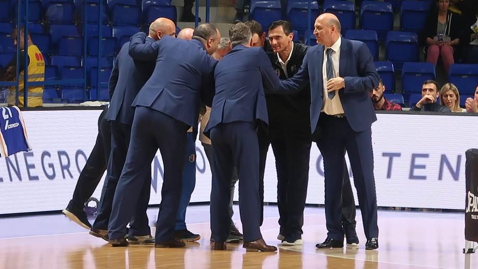 Đorđije Pavićević: Već mislimo na sljedeću sezonu