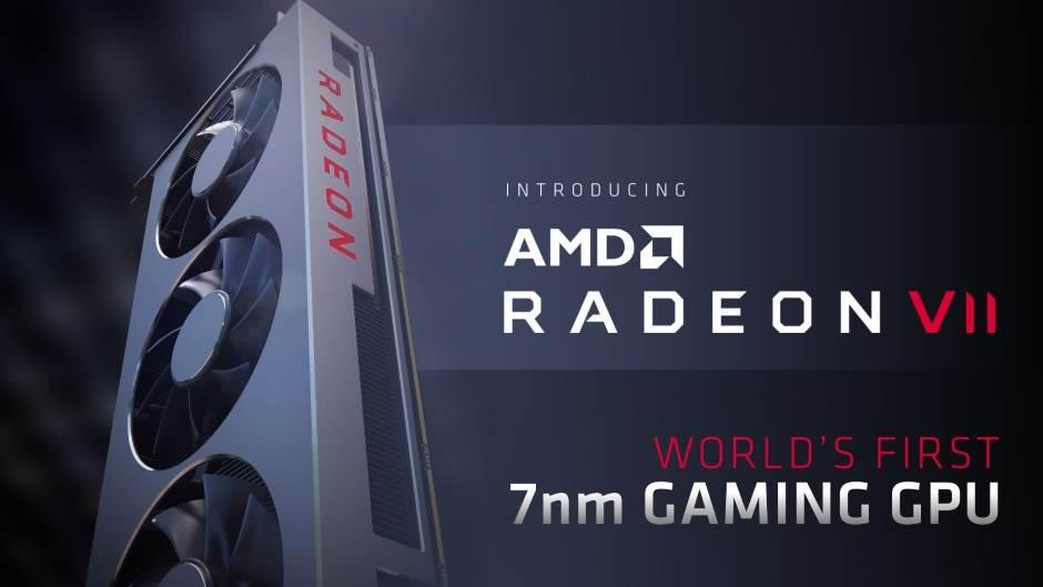 AMD Radeon VII cena u Srbiji, prodaja, kupovina, AMD Radeon VII 699 dolara, AMD Radeon VII CES 2019