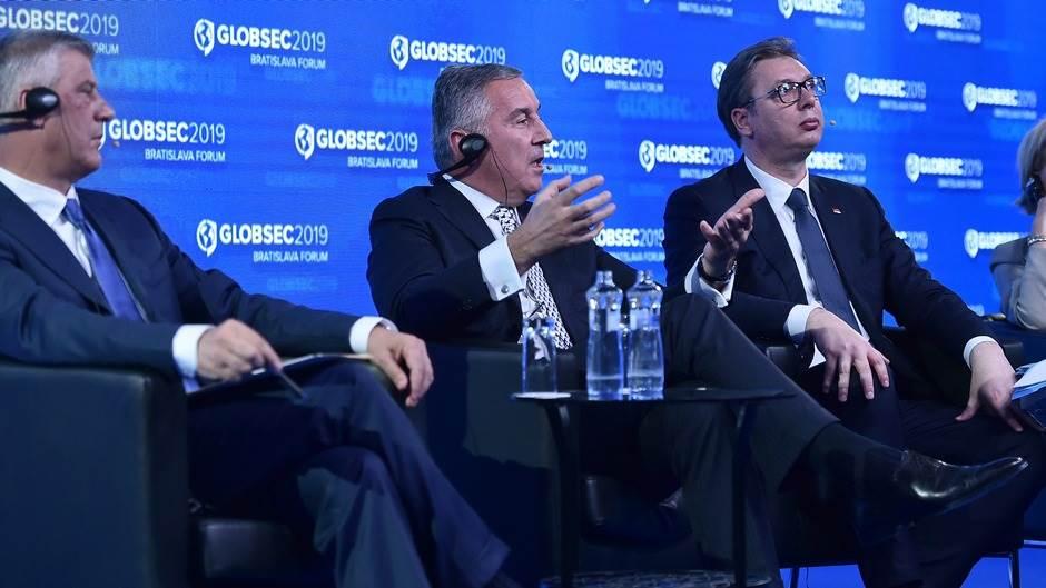 GLOBSEC panel
