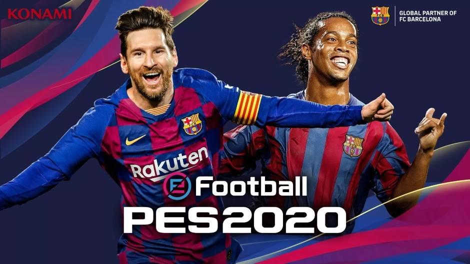 PES 2020: Oteli Juve, evo novih igrača, klubova, opcija