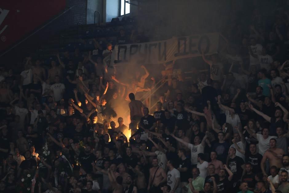 Trinkjeri: Nije to do dvorane, to je do Partizana!