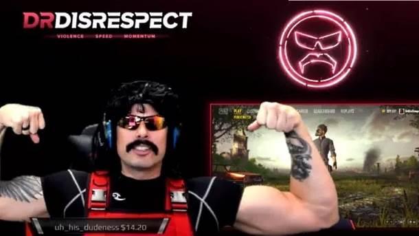 DrDisrespect E3 ban
