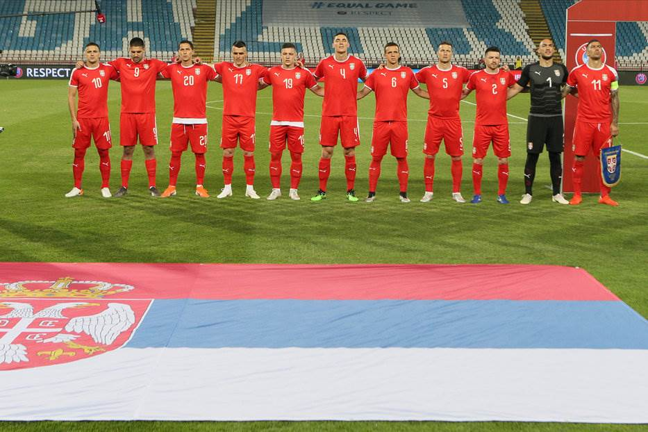 orlovi, srbija, fudbal