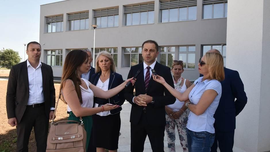 Završena škola u Golubovcima vrijedna 4,5 miliona eura