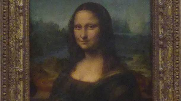 Luvr oživljava Mona Lizu - pozvani ste i vi!