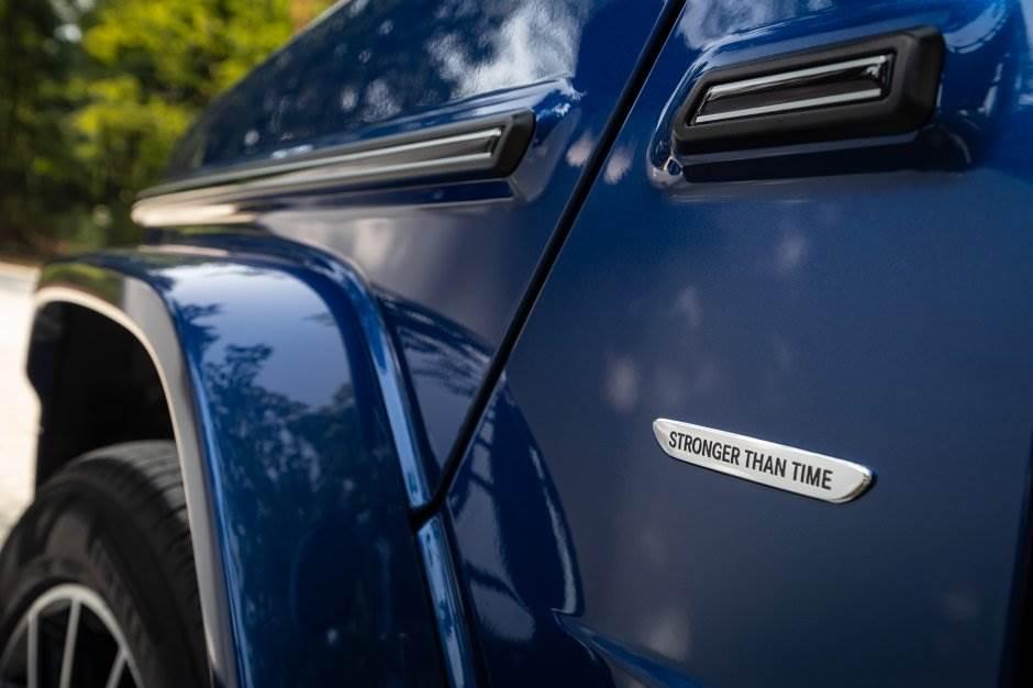 Mercedes-Benz G klasa poligon