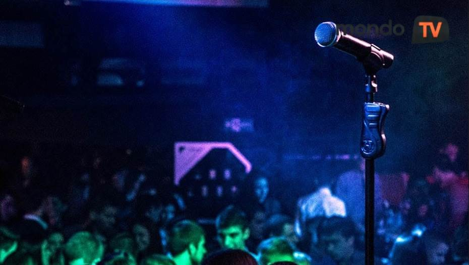 mikrofon, muzika, mondo tv