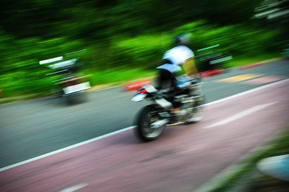 U Nikšiću teško povrijeđen motociklista